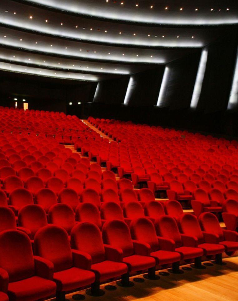 Theatre Seating Fabric